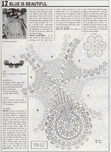 COMPTE_BLOGOF andreiatur : croche com a natureza, toalha de croche com grafico