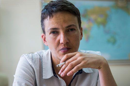 «Савченко не имеет достаточных ресурсов, чтоб стать президентом Украины»— политолог