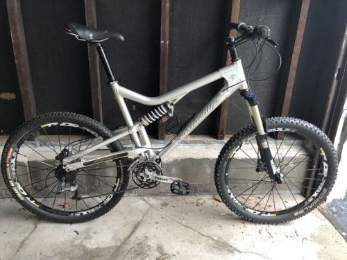 Buy Santa Cruz Heckler Mountain Bike Size Xl Bicycle
