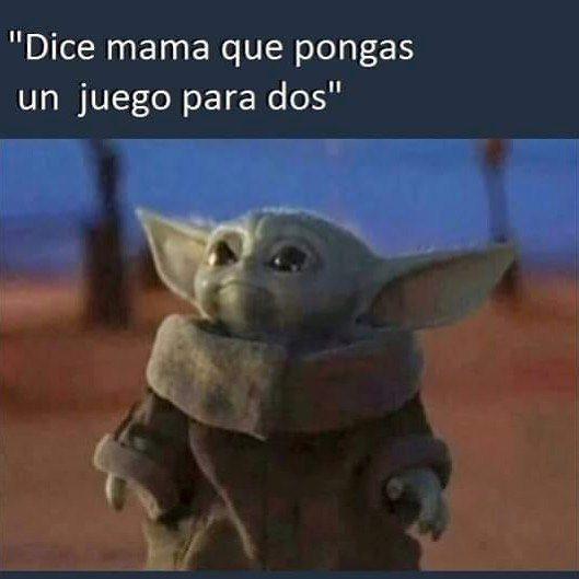 Meme Videojuego Por Steammexico Mx Gamer Gamers Humor Memes Espanol 2019 Chistosos Steammexico Mx Steammexico Com Yoda Meme Yoda Funny Star Wars Memes