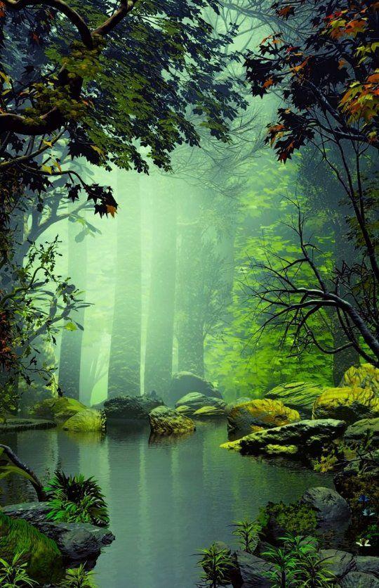 Attractive nature wallpaper beautiful