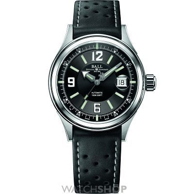 Men's Ball Fireman Racer Automatic Watch  Product code: NM2088C-PJ-BKWH