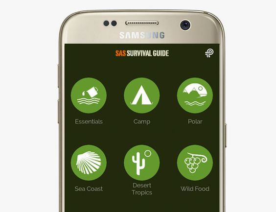 Next time you head into the wilderness, track your hikes and learn about nature and survival skills with these apps.