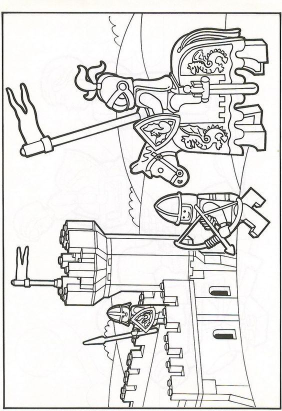 Print lego kleurplaat anne pinterest coloring for Lego indiana jones coloring pages