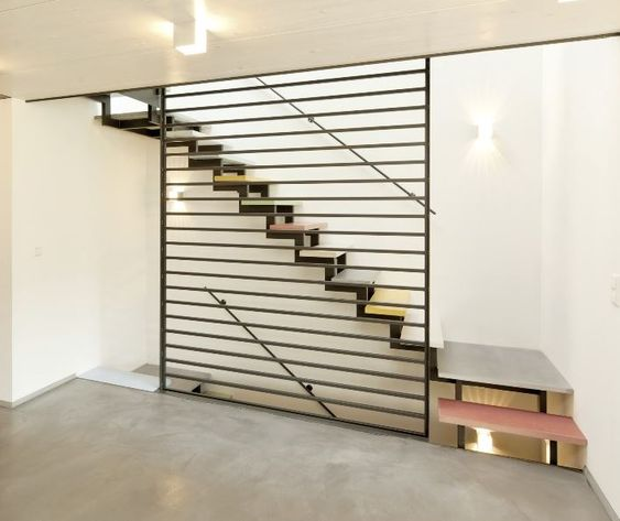 moderne treppe stadler treppen stairs pinterest. Black Bedroom Furniture Sets. Home Design Ideas