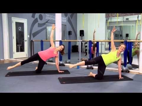 20 Minute Best Pilates Video for a Leaner, Longer, Stronger Body - YouTube