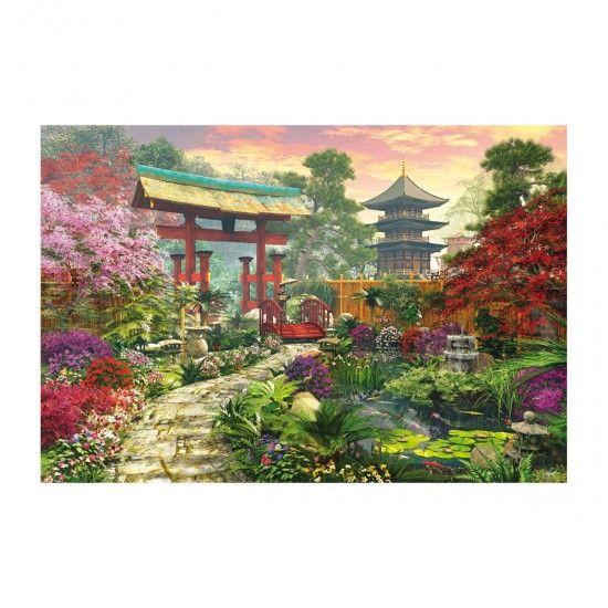 Puzzle 3000 Pieces Jardin Japonais Educa 16019 Jardin