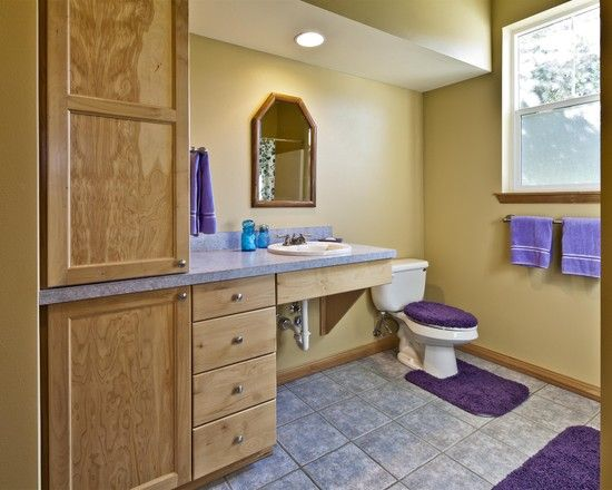 Universal Bathroom Design Endearing Design Decoration