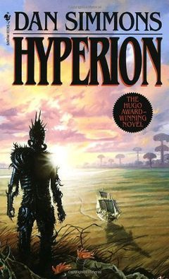 Hyperion by Dan Simmons - A group of pilgrims seek answers to life's mysteries.