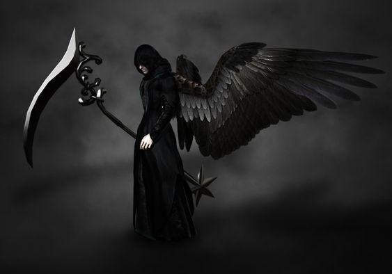 Azrael – El Arcángel de La Muerte Aaf5af825e4c310f04d429760246b468