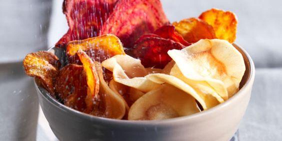 La recette des chips faits maison