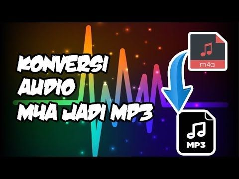 Cara Convert File Audio Format M4a Menjadi Format Mp3 Di Mac Os Audio