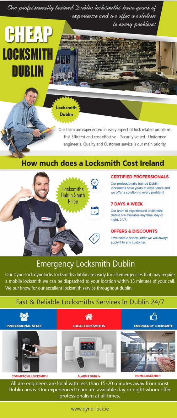 Cheap Locksmith Dublin
