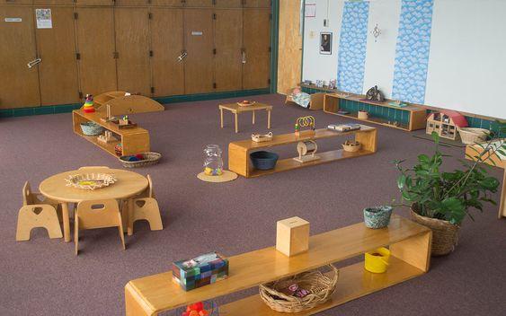 montessori infant classroom - Google Search: