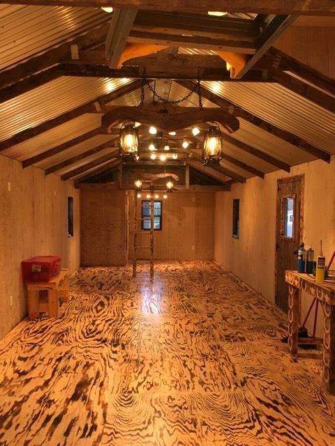 Burnt Plywood Floor What A Beautiful Look With Minimal Cost Burnt Plywood Floor Diy Flooring Plywood Flooring
