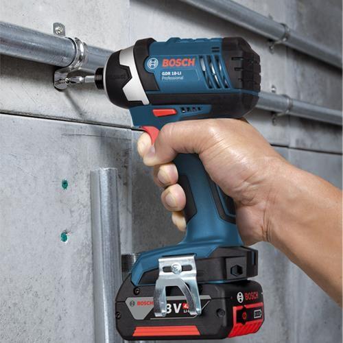 Click To Enlarge Bosch Gdr 18 Li Light Series 18v Impact Driver Bosch Tools Impact Driver Impact Drivers