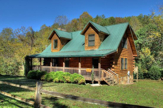 Lillies Cabin Bryson City Cabin Rentals Log Cabin Rustic Cabin