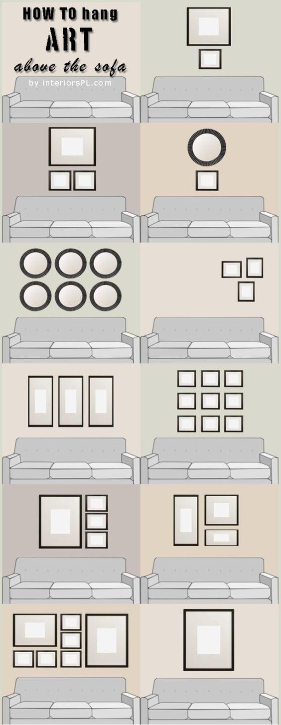 11 fantásticas ideas para decorar tu estancia de manera fácil, sencilla y ordenada.