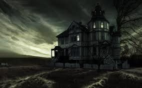 Spend the Night in a Hounted House