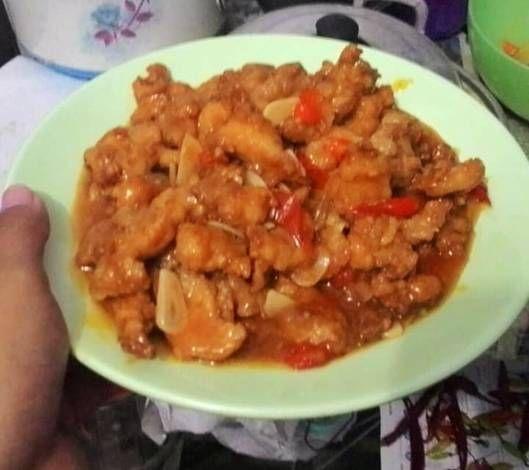 Resep Koloke Ayam Oleh Hafidlatul Islami Resep Ayam Resep Masakan Resep