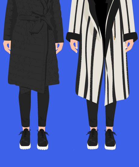 Need-to-know tips for winter coat shopping