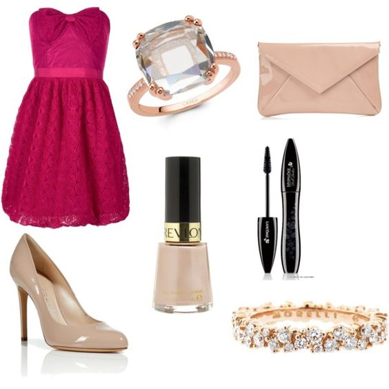 Date Night, created by ccjm2011.polyvore.com