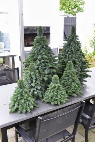 Claus Dalby - håndlavede juletræer