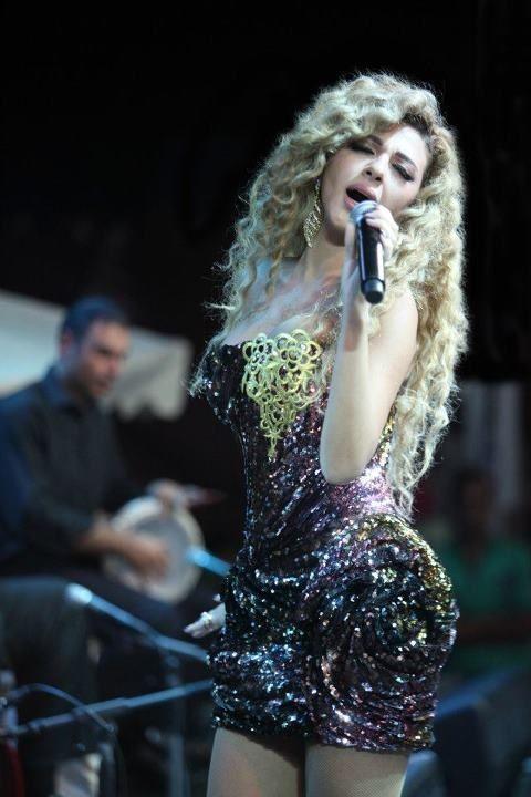 Myriam Fares Sexy Arab Singer