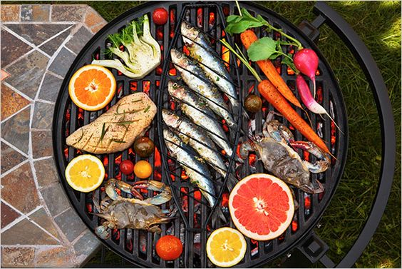 101 Fast Recipes for Grilling