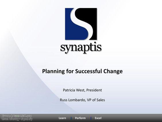 Essay on change management