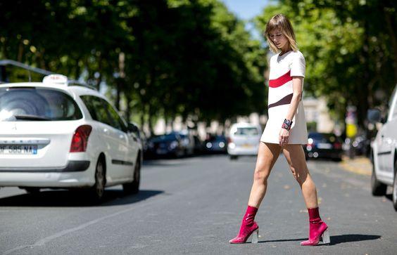 El domingo comenzó la semana de Alta Costura en París,  las bloggers y referentes de la moda no pudieron estar ausentes. Te mostramos los mejores looks que lucieron para los desfiles.