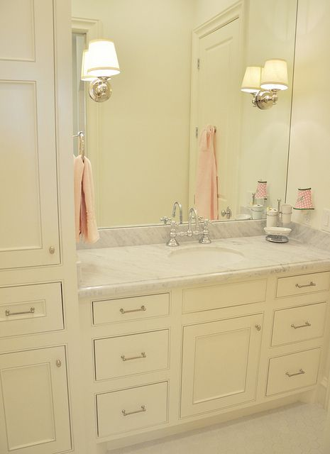 Bathroom hardware on the side and vanities on pinterest for Master bath accessories