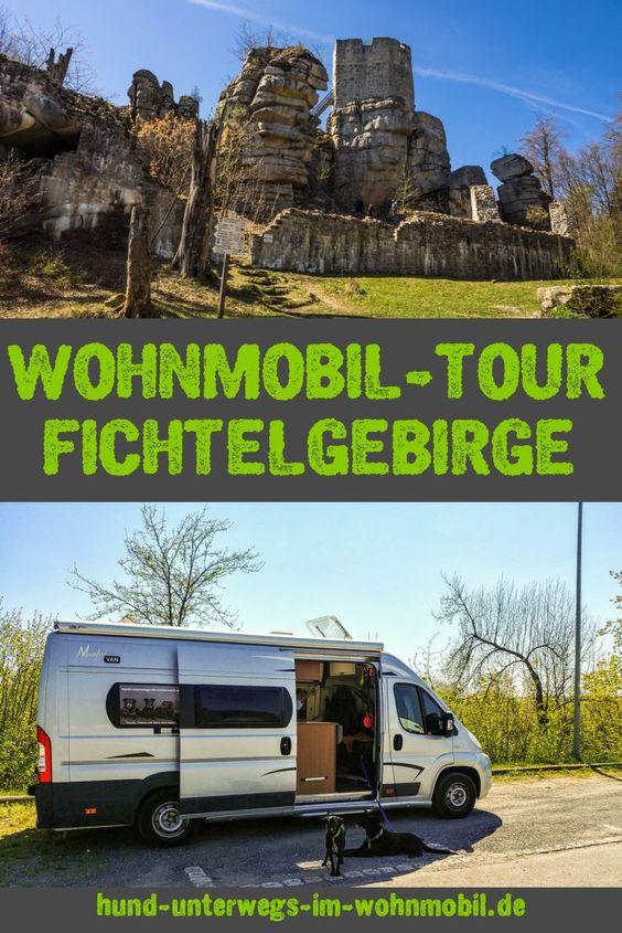 Wohnmobil-Tour: Über Ostern ins Fichtelgebirge