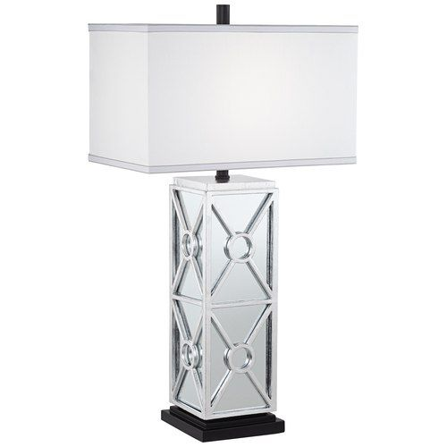 Reflections Table Lamp American Home Table Lamp Mirror Table Lamp Contemporary Table Lamps
