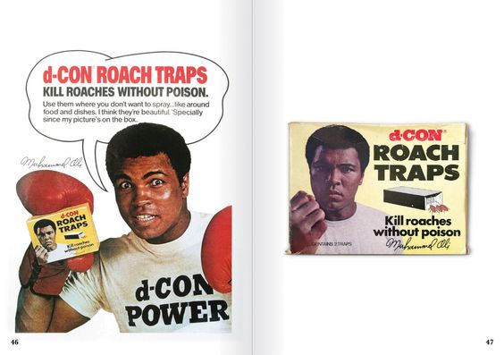 Muhammad Ali - Roach Traps