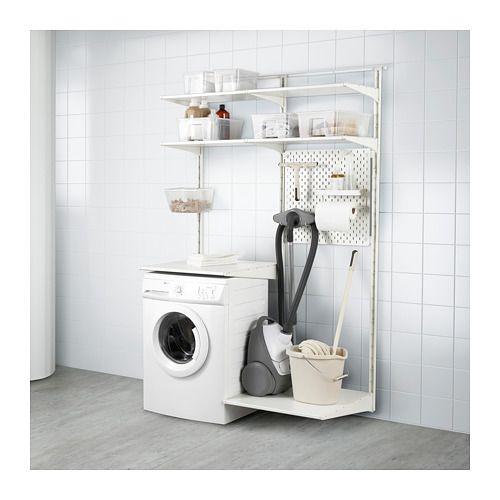 Mobilier Et Decoration Interieur Et Exterieur Ikea Algot Amenagement Buanderie Buanderie Ikea