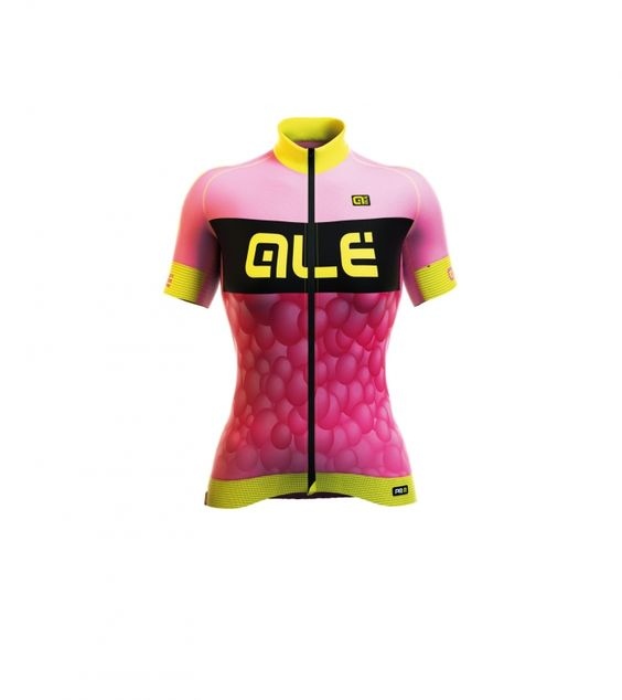 PRR NEW BUBBLES WOMEN short sleeve jersey