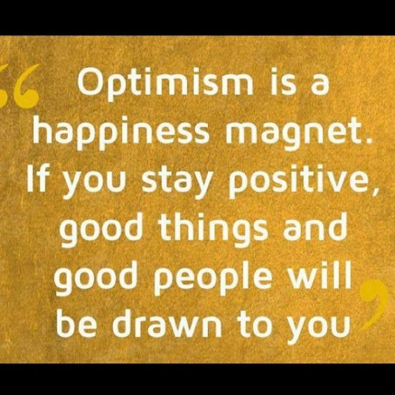 Be a Happiness Magnet