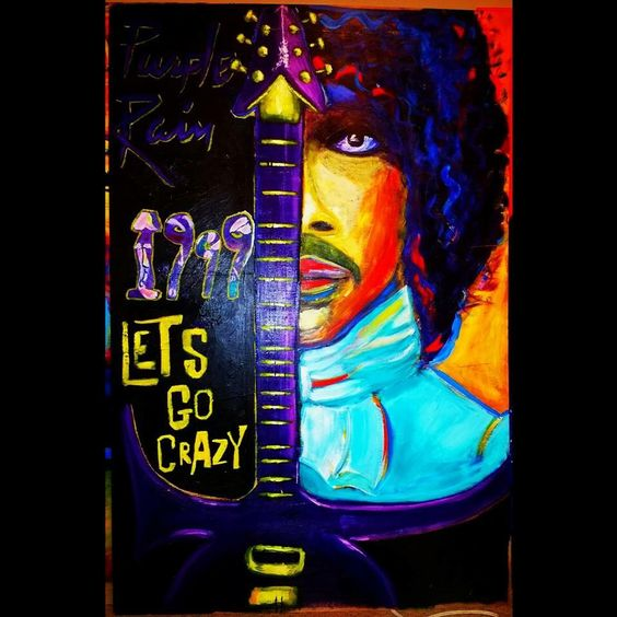 Prince Art Painted by BocageArt