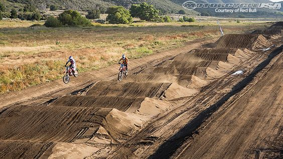Straight Rhythm a Challenge to Supercross? - Offroad Motorcycles - Motorcycle Sport Forum