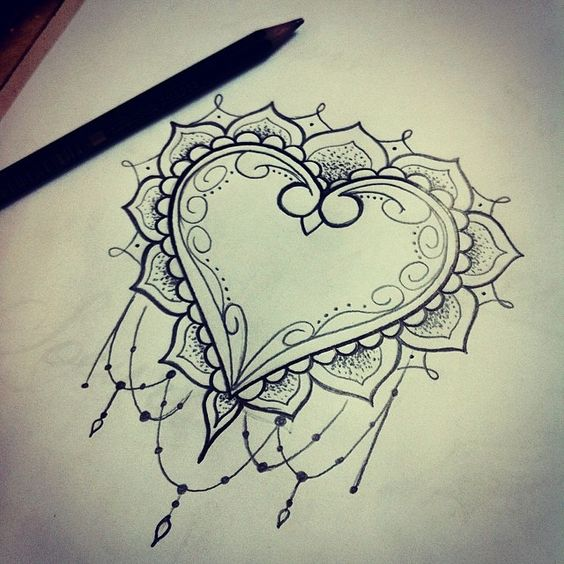 i like the more intricate shapes (not just rounds) and kinda like the partial dotwork shading too
