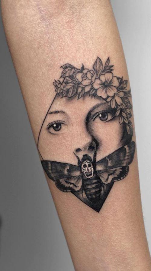 50 Best Tattoos Of All Time List Inspire Cool Tattoos Lamb Tattoo Movie Tattoos