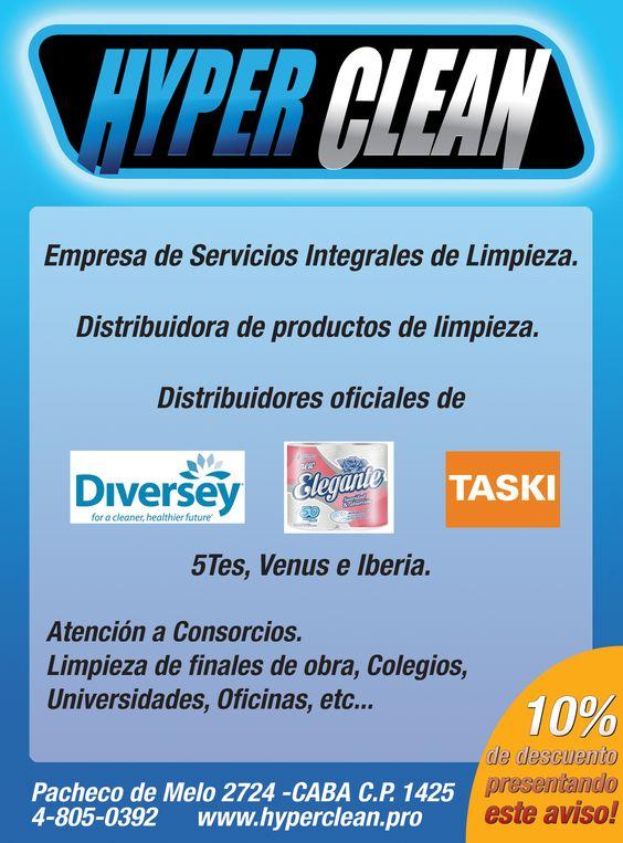 empresa de servicios integrales de limpieza distribuidora