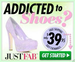 Just Fab - Buy 1 Get 1 Free Sale!