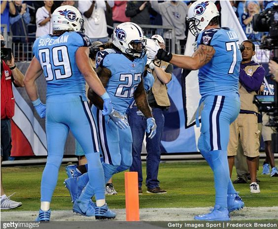 Six things that stand out for the Titans at the midway point per Jim Wyatt with additional comments from Titans365.