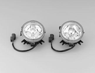 Hondaline Replacement Foglight Lens Assembly - Honda GL1800 Goldwing Models (01 - 10)