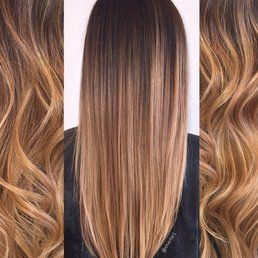 Subtle balayage that will still look good on blonde hair is important