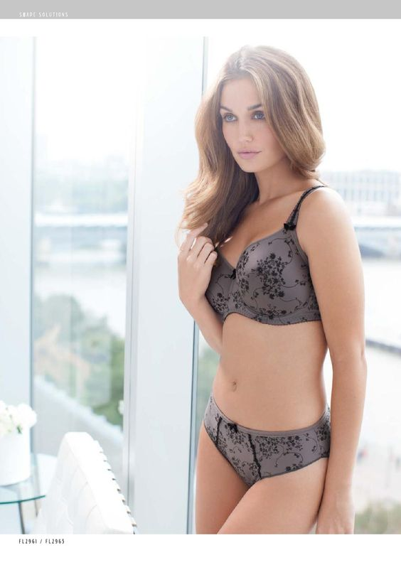 #ClippedOnIssuu from Fantasie lingerie consumer aw14