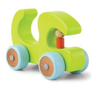 Manhattan Toy Ready Set Go, Green/Blue by Manhattan Toy. $14.99. From the Manufacturer                Vroom. This ultra green and eye-cathing blue classic wooden car will shift playtime into high gear with its sleek contemporary lines and vibrant color combinations. Rubber outer wheels give traction, speed and a smooth ride to these classy creations.                                    Product Description                Vroom! Classic wood cars shift into high gear with ...