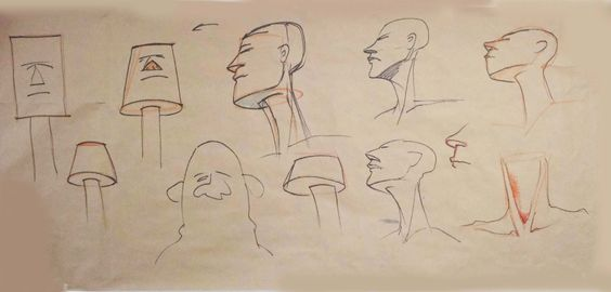 drawing neck angles - Google Search